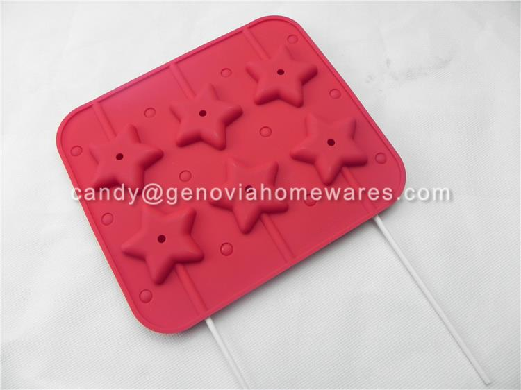 OEM Service football shaped lfgb silicone ice cube tray with low price
