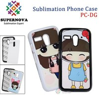 Sublimation Blanks Custom Cover Case for Motorola Moto G