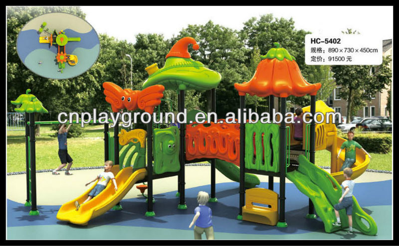 Light Up Your Dream !!!!!! 2013 Popular Children Playground , Outdoor Children Playset (HC-05402)