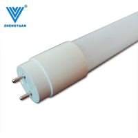 factory price 100lm/w 18w t8 led tube light with CE,ROHS,FCC approved