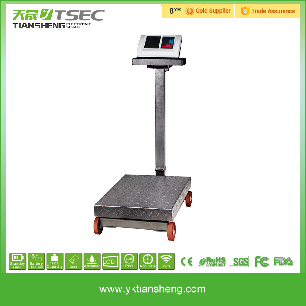 3t platform floor industrial dahongying electronic oiml price computing scale