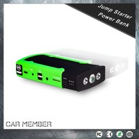 CAR MEMBER factory direct multi-function portable lithium ion car battery for car start