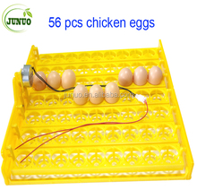 56 pcs Eggs Incubator Turn Tray Poultry Incubation Equipment Chickens Ducks And Other Poultry Incubator Automatically Turn Eggs