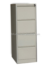 Modern office furniture four drawer steel filing cabinet