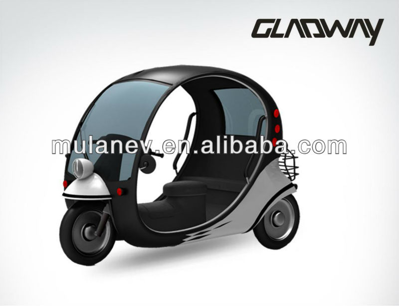 new fashional three wheels electric vehicle