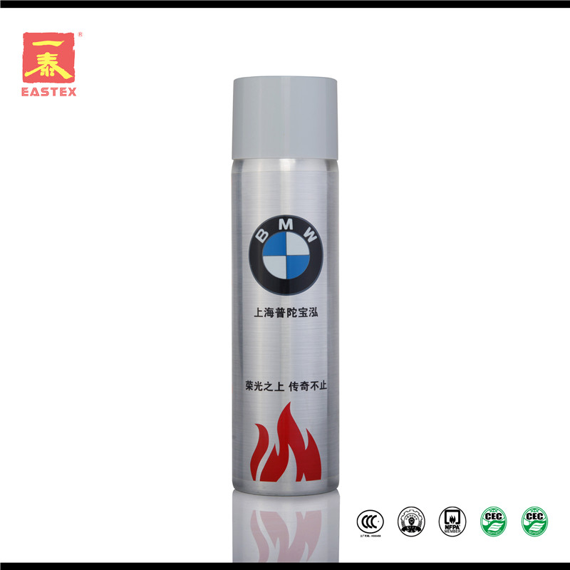 E-500 customized gifts foam mini fire extinguisher for car