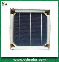 High efficient solar cell 300 watt monocrystalline solar panels production line cheap solar cell price for sales