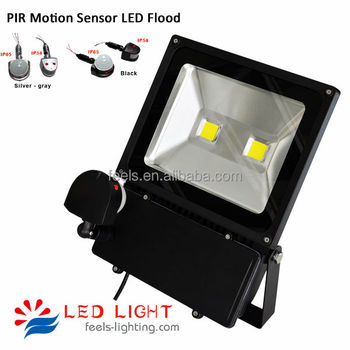 die cast aluminum outdoor IP65 100w led flood light