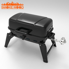 17.5 Inch Easy carry portable garden Tabletop korean bbq Gas grill outdoor Promotional portable professional tabletop gas grill