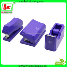 wholesale stationery supplier stationery set punch stapler tape dispenser