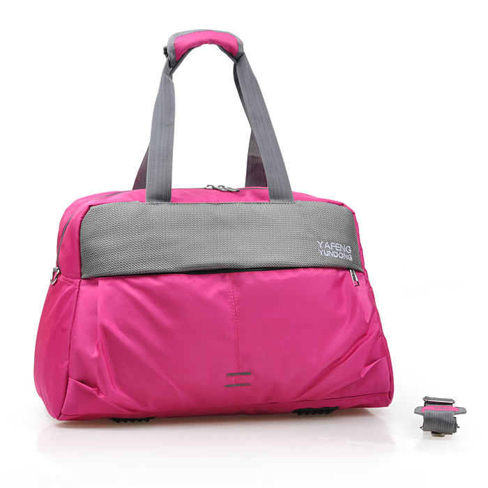 Buy Free shipping brand fashion gym bags women tote travel bags,cute duffle  bags carry on luggage sports gym bag items GB18 in Cheap Price on  Alibaba.com abac3e8e76