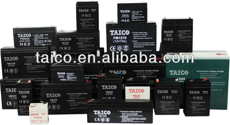 Buy 6v 1.8ah lead acid batteries accumulator 6v battery from China