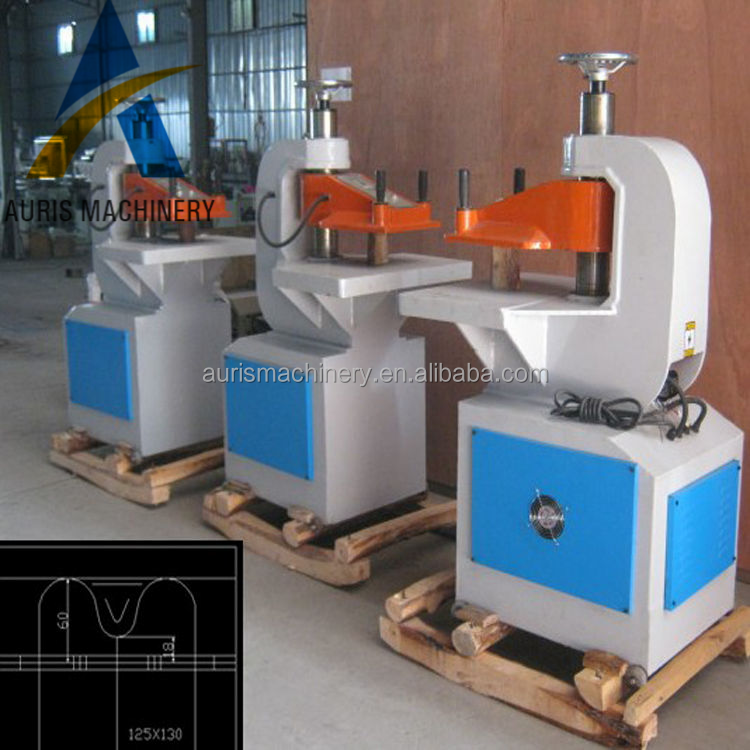 T shirt shape plastic garbage bag making machine with cheap price