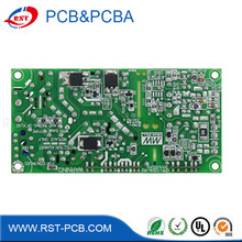 Best Quality Rohs Ul 94V-0 Double Sided Led Tv Set Top Box Fr4 Crt Color Tv weighing scale Pcb Printed Circuit Board