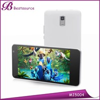 Factory Sofia quad core android cell phone 5 inch touch screen