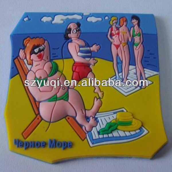 Good quality rectangular fridge magnets