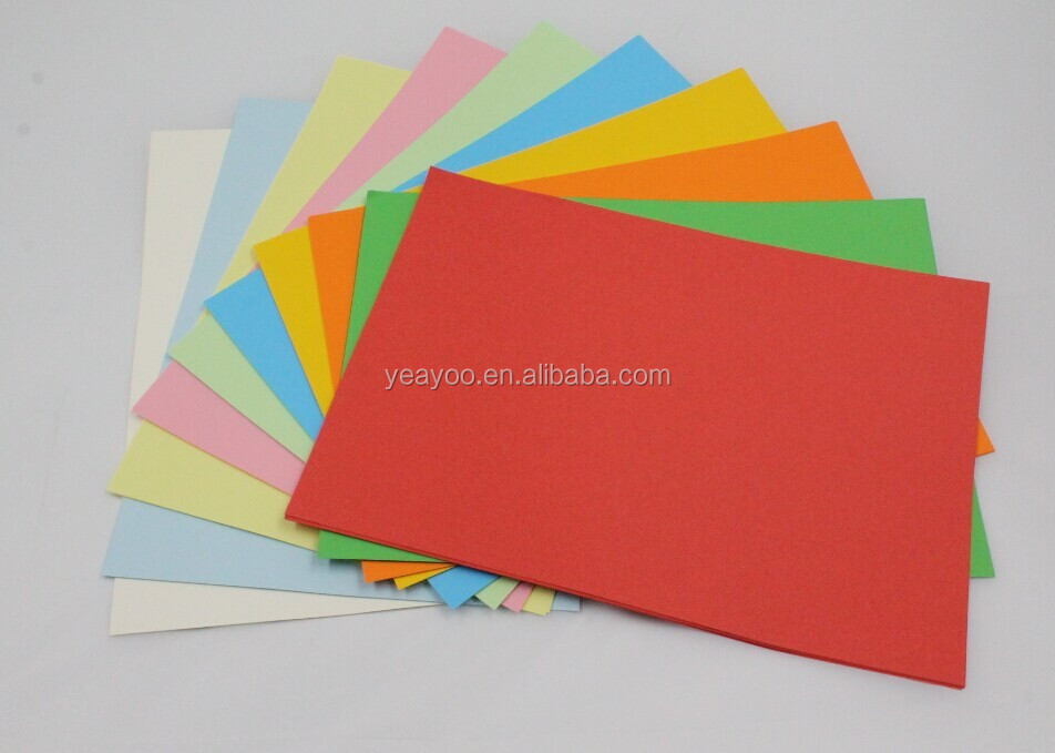 A3/A4 Color Paperwith pretty competitive price and good quality