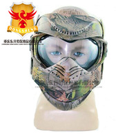 Military Addictive Paintball Special Use Shooting face shield protective mask helmet