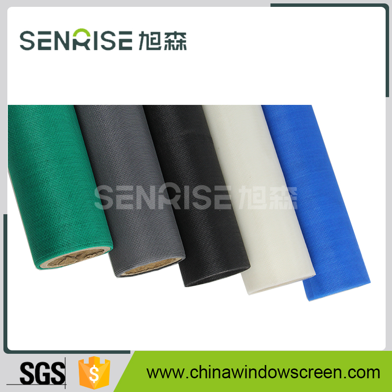 Plastic fly screen mesh rolls, plastic insect screen net