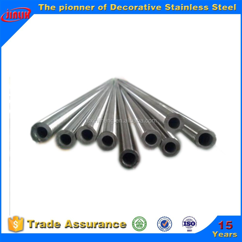 ASTM,AISI,DIN,EN,JIS,ASME,ASTM/DIN/JIS/BG Standard and EFW Welding Line Type end capillary stainless steel tube(304/316/321)