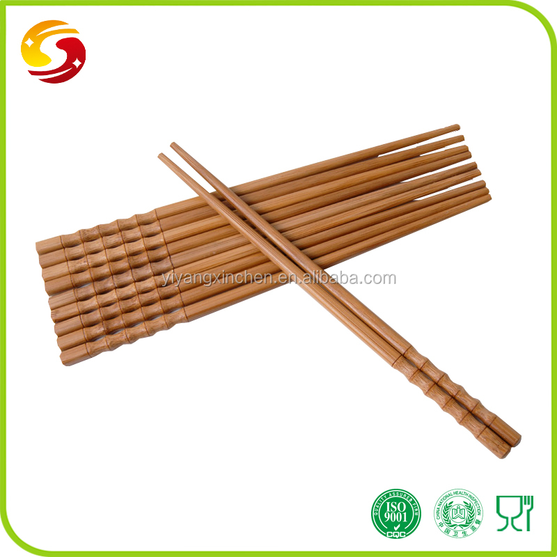 Food Grade Craft Custom Printed Bamboo Chopsticks