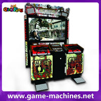 Racing Storm Simulator electronic shooting range