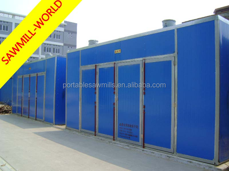 kiln drying wood equipment/wood drying kiln/shuanghuan machinery wood dryer