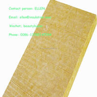 Curtain Wall Fire Stop Rock Wool Board Insulation