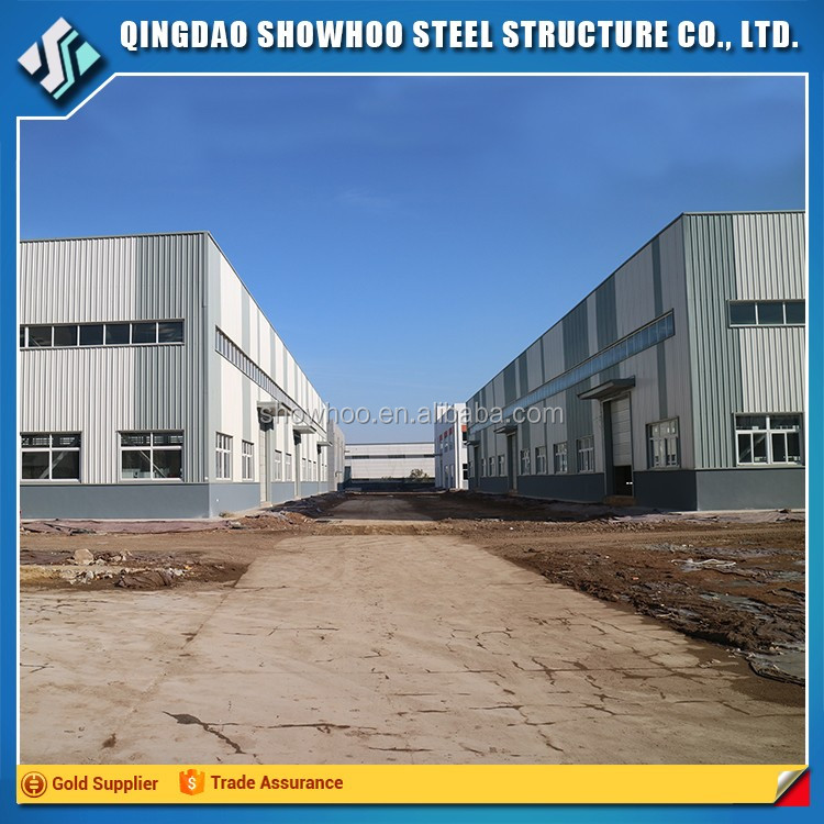 Prefabricated Steel Building Kits for Warehouse