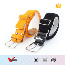 Costom Color Elastic Stretch Baseball Belt