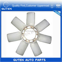 aluminum fan blade for car engine