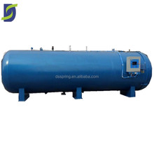 Large vacuum autoclave for rubber and rubber hose