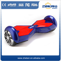 ce/rohs electric self smart balance electric board scooter