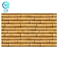 Cheap Natural Bamboo Garden Fence Roll