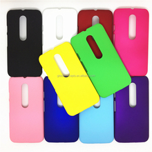 Colorful Rubber Oil Matte Hard Cover Case For Motorola Moto G3 G 3rd gen