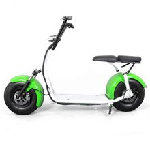 2018 New design citycoco motorcycle adults 2 wheel self balance electric scooter