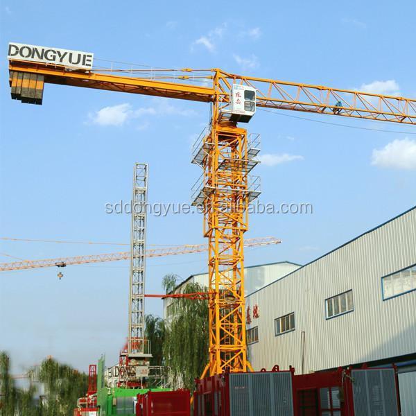 Zoomlion Tower Crane China : China luffing jib zoomlion self erecting mini tower crane