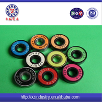 High professional China Golden Supplier Rollerblade Bearing Deep Groove Ball Bearing 608 for Penny Board Skateboards