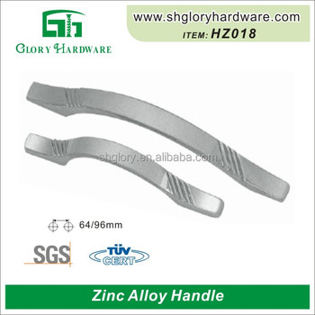 2016 High quality Fancy Factory Made Zinc Alloy Cabinet Door Handles