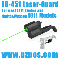 GZ200041 LG-451 LaserGuard shotgun rifle green dot pointer laser sight for most 1911 Kimber and Smith&Wesson 1911 Models parts
