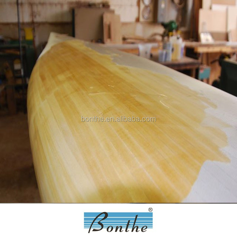 2016 Bonthe transparent epoxy fiberglass
