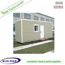 Luxury cheap and quick assembled shipping container house
