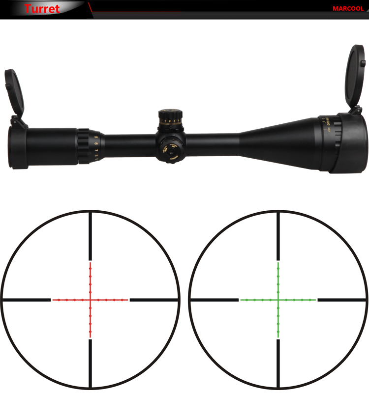 Hunting Equipment MARCOOL 4-16X50 Night Vision Riflescope