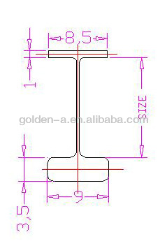 Fast Tap pin/nylon tag pin/GOLDEN A