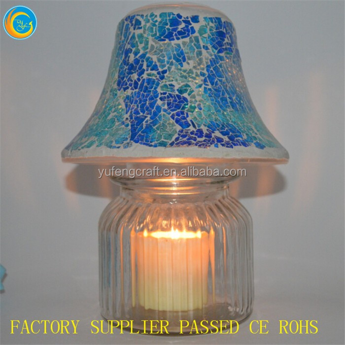 mosaic candle holders for weddings unique candle jars wedding souvenirs