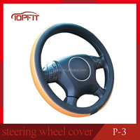 High quality china auto bus/car steering wheel cover
