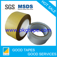 Water Based Double Sided Tissue Tape Coated With Acrylic Adhesive from China