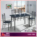 granite top dining table set space-saving dining set wood dining table