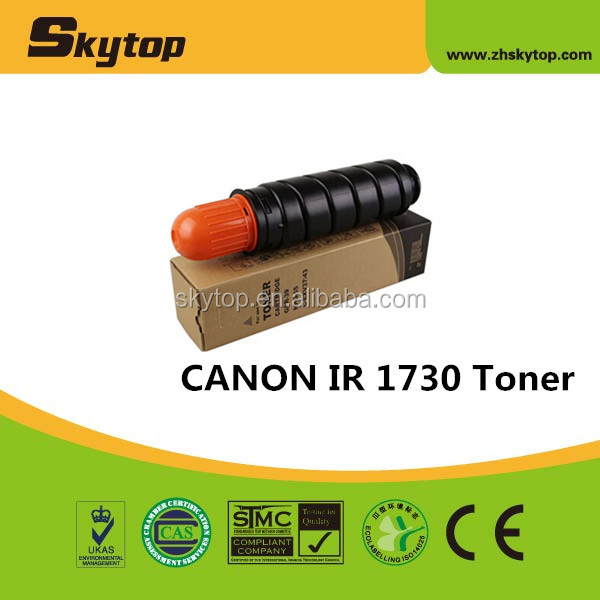 New compatible copier toner cartridge GPR-39/48 for canon ir1730 photocopier