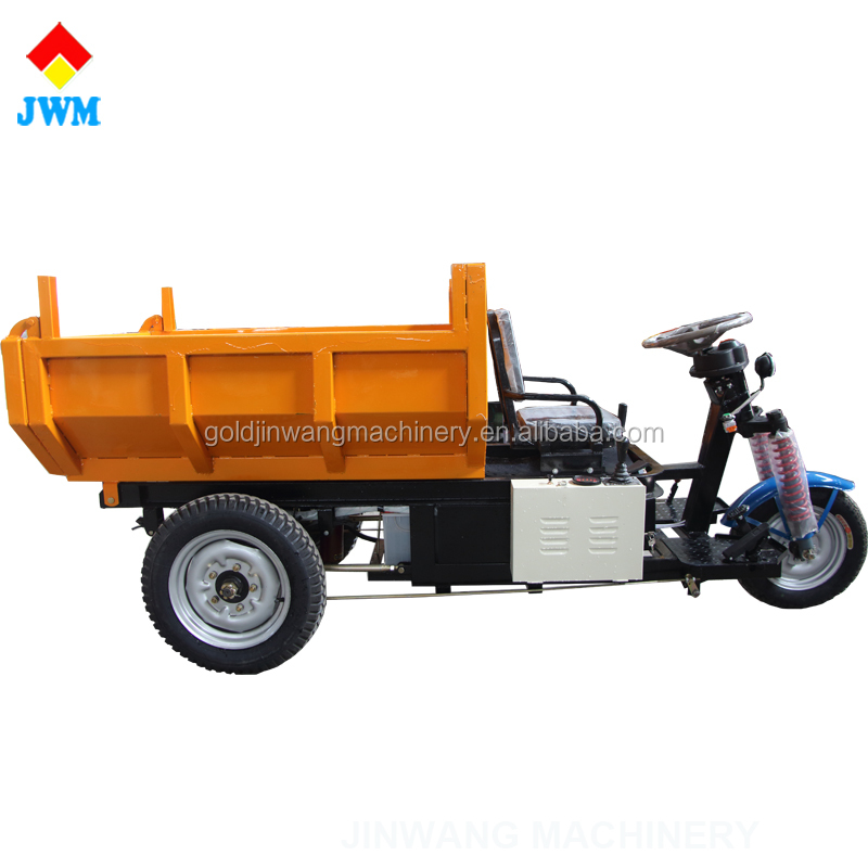 Both quality and cheap cargo tricycle / mini dumper/ electric truck
